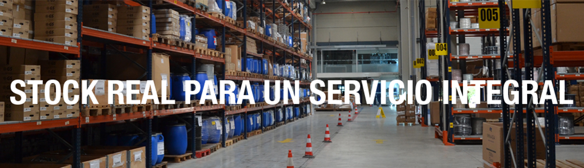 IMNASA STOCK REAL SERVICIO INTEGRAL