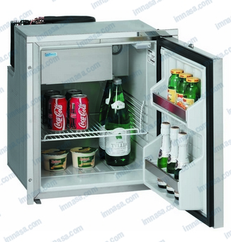 NEVERA INDEL CLEAN-TOUCH 42L 12/24V INOX ISOTHERM -Página 322